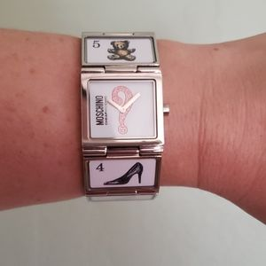 Authentic MOSCHINO Cheap & Chic Ladies Watch